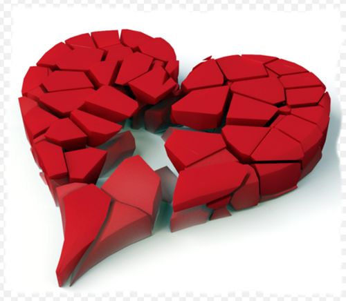 2017 broken heart