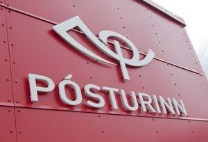 Pósturinn-logo