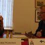 Heikki og Sven-Olof ræða málin