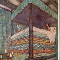 edmund dulac princess and pea