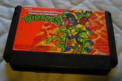 Turtlesfamicom