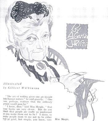 Miss Marple First Image