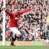 Rooney fagnar í dag 11.03.2012