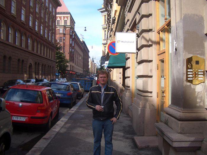 Ég í Helsinki