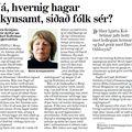 Moggi 090219 María Kristján Skynsamt siðað fólk