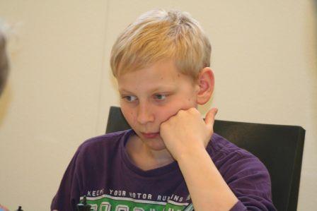 Skólaskákmót Ak. Yngri flokkur 2011 043